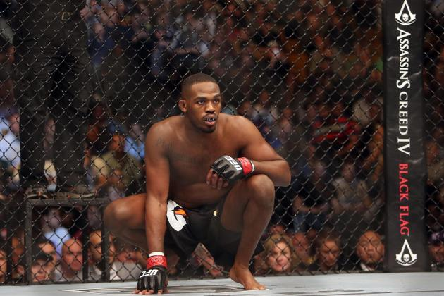 Jon Jones remains unbroken.