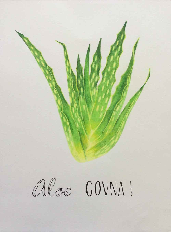 Aloe Govna!