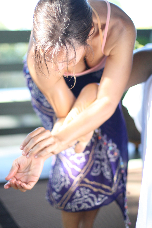 Visionary Massage, Massage, Sprituality