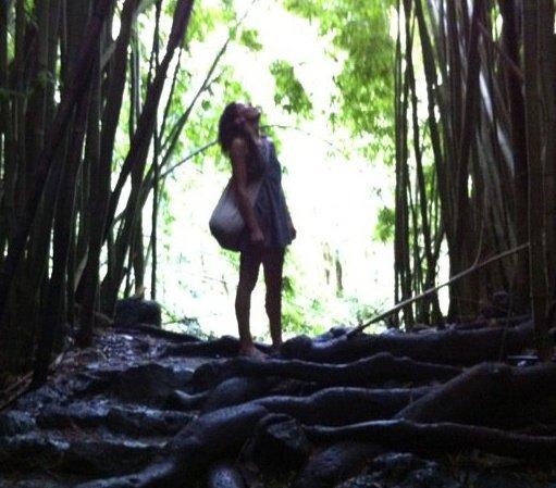Grace O'Riordan,  Maui Bamboo Forest, Haleakala National Park, West Cork Ukulele Orchestra