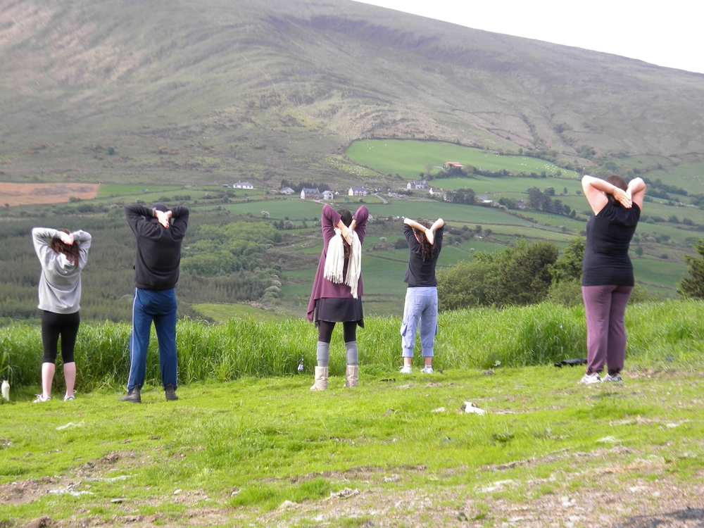 European Retreats • 2015 includes Lomi Lomi Nui & Kahuna Sciences ITALY: May 26-31, 2015 Learn More..... IRELAND: June 5-10, 2015 June 15-20, 2015* (Previous Participants only) Learn More...