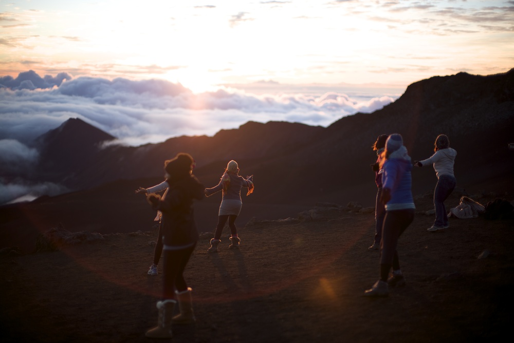 MAUI • 14-DAY IMMERSION TRAINING* March 14-28, 2016 *Prerequisite Required Take Both Maui Retreats and Save! Learn More.......