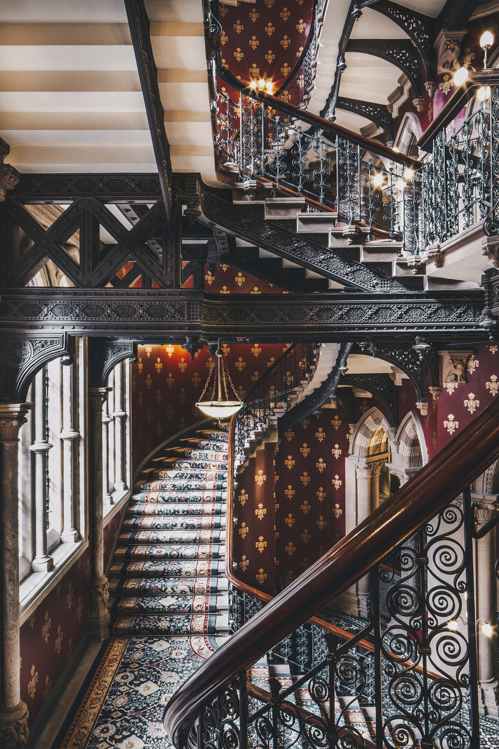 The Renaissance Hotel, St Pancras - The Brief : Interior photography to support new website launch