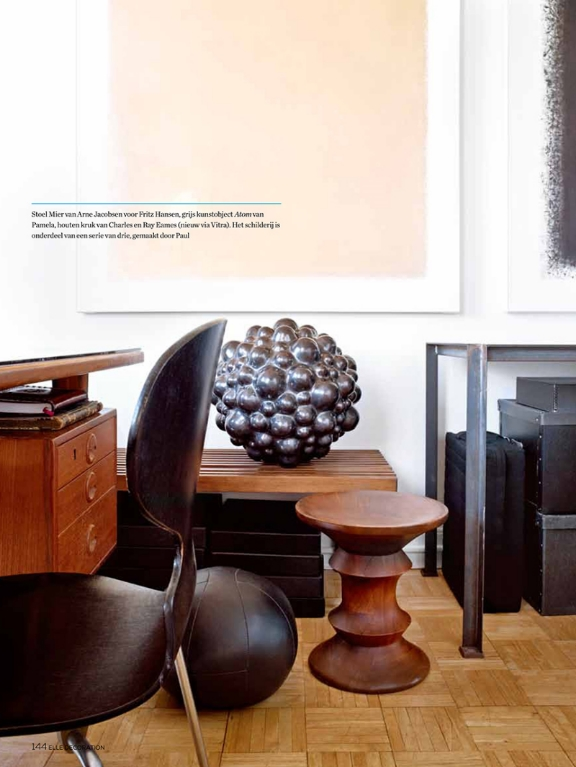 Elle Decor Holland                                                              photgraphy:  Mark Seelen    story: Marc Heldens