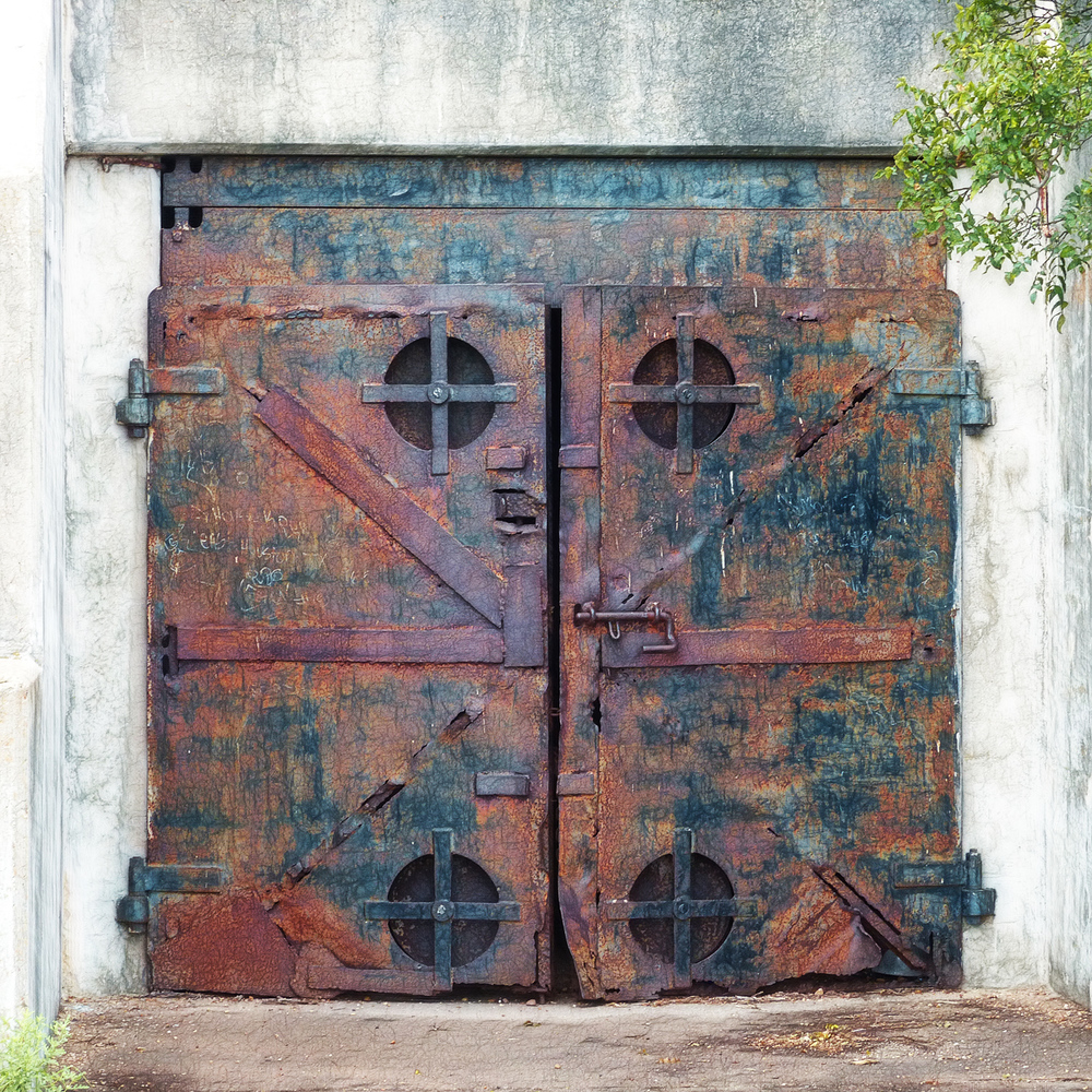 Door to Bunker