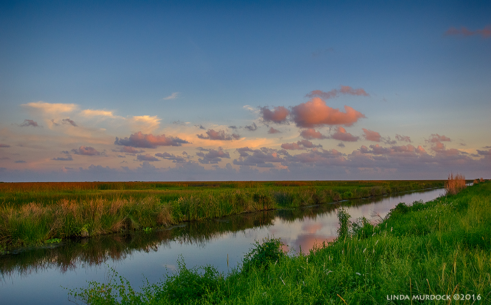 Sunset at Anahuac   Sony A77II with Sigma f/3.5 10-20mm HDR