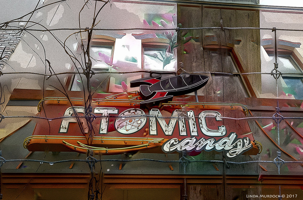 Soviet Atomic Candy Store