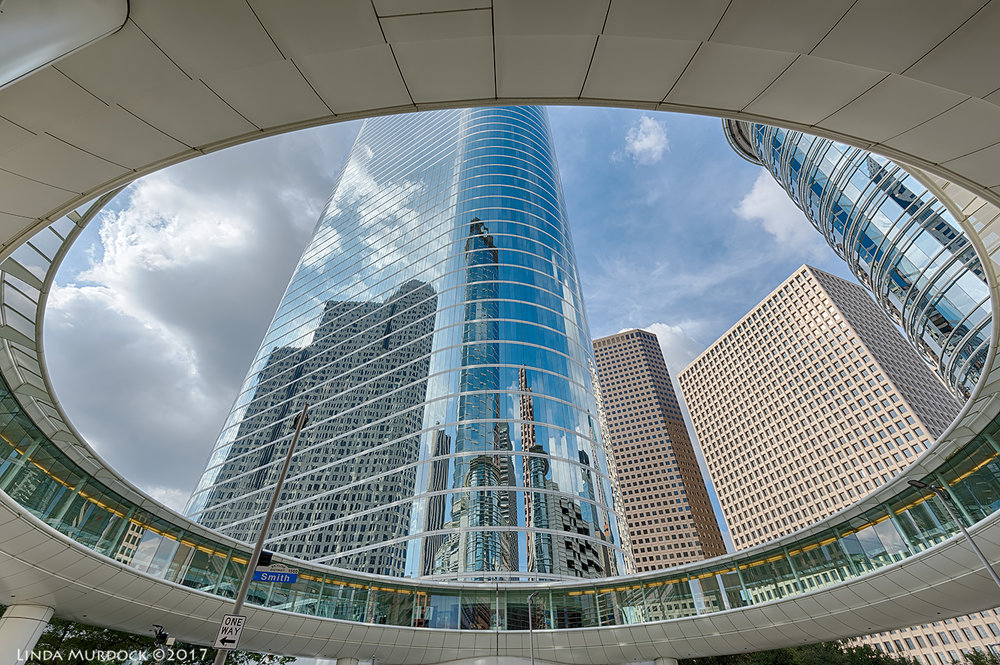 Futuristic Houston Nikon D810 with Tamron 15-30 f/2.8 ~ ISO 64 f/7.1 at 16mm HDR - hand-held