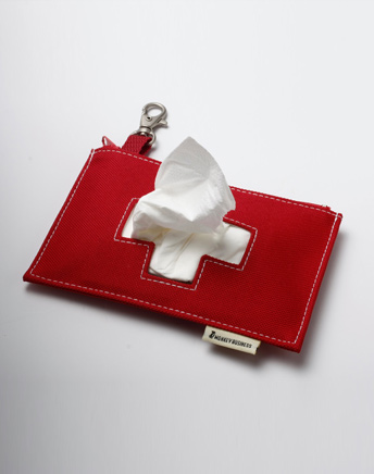 Tissue Pocket