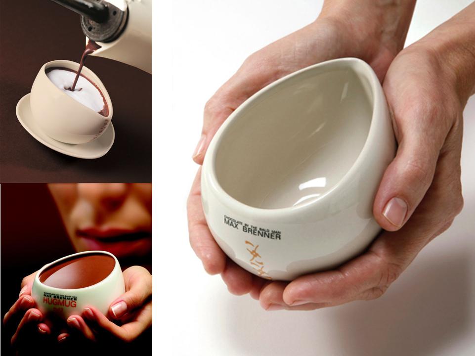 Hug Mug Iris Zohar Product Design
