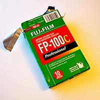 Fujifilm's FP-100c