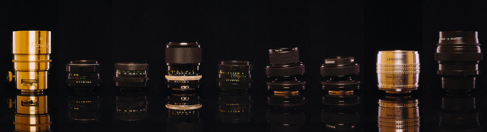 Manual focus lenses come in wide variety and it's not just reserved to older vintage lenses, there are plenty of manual focus art lenses as well as reimagined vintage lenses now too.