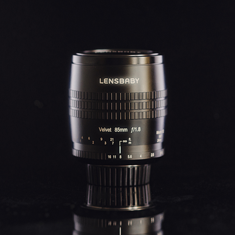 The new Lensbaby Velvet 85