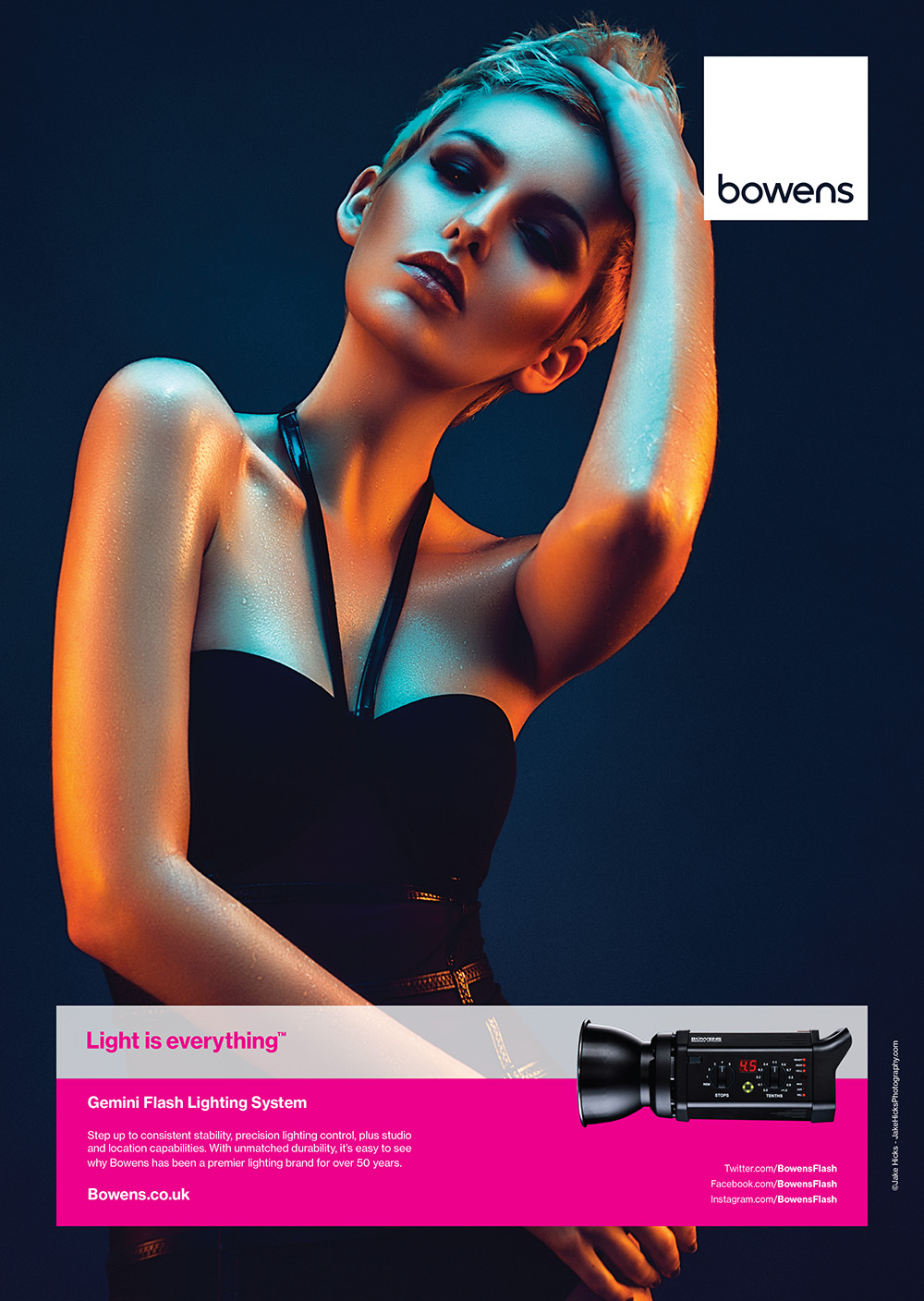 I've used and promoted the Bowens products for many years. To hear they are coming back in some form could be great news for many of us who loved exceptional quality lights at a reasonable price.