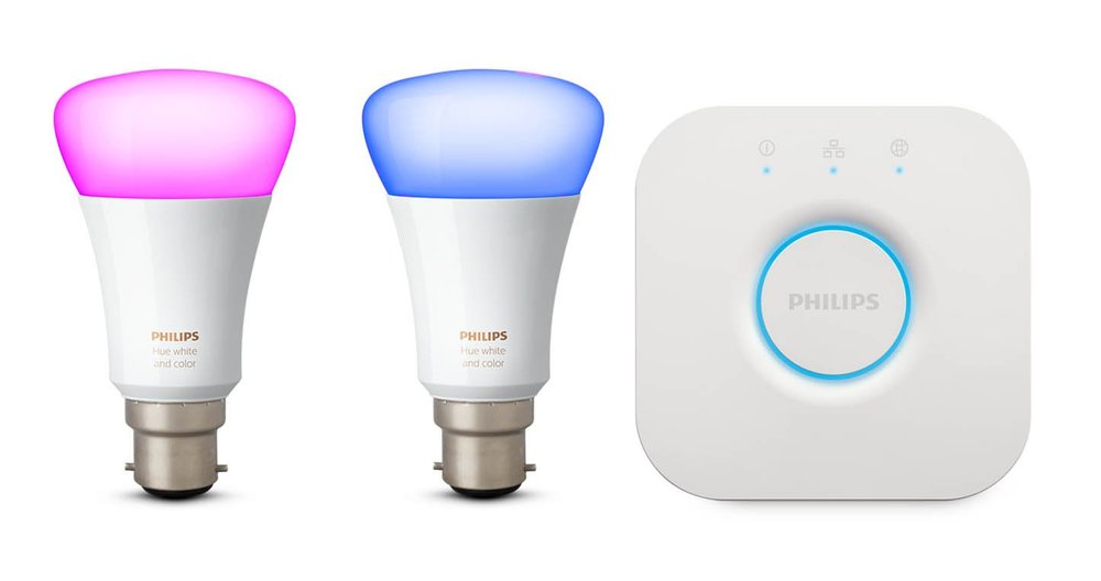 The Philips Hue bulbs are great, but you can't use them without their hub.