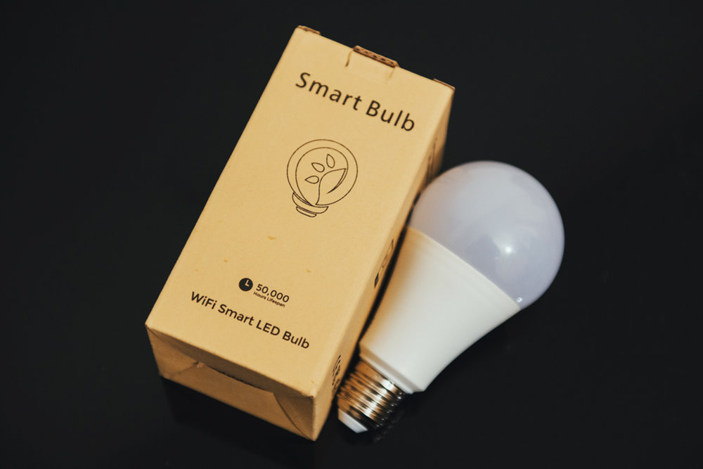 For these shots I was using the Smart Life bulb in three of my strobes. No flash will fire and the images will be captured using the ambient light from these bulbs alone.