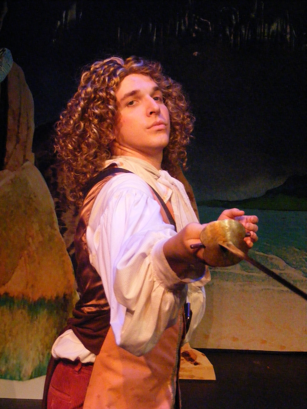 Nicholas Browne as Ferdinand
