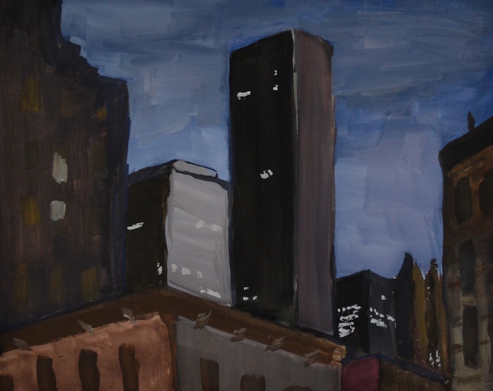 Untitled (City Nocturne)