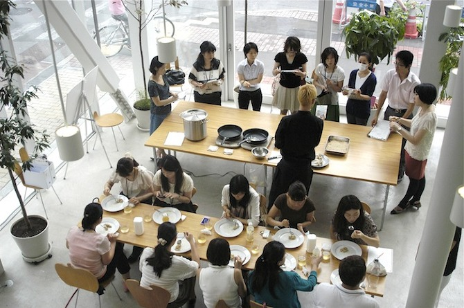 Shibaura House by Kazuyo Sejima 105 thetreemag ws_cooking.JPG