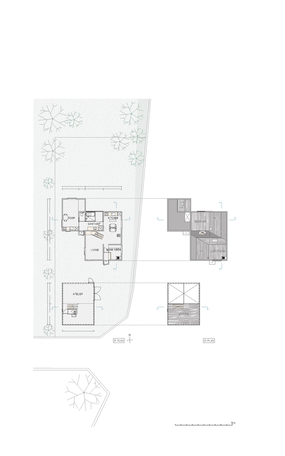House in Hieidaira by Tato Architects the-tree-mag- plan.png