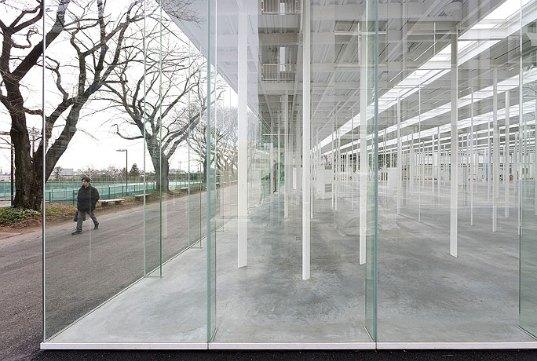 Kanagawa Institute of Technology by Junya Ishigami the-tree-mag 20.jpg