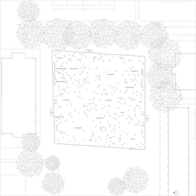 Kanagawa Institute of Technology by Junya Ishigami the-tree-mag 120.jpg