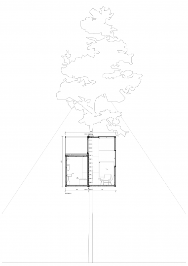 Treehotel - Mirrorcube by Tham & Videgård the-tree-mag 60.png