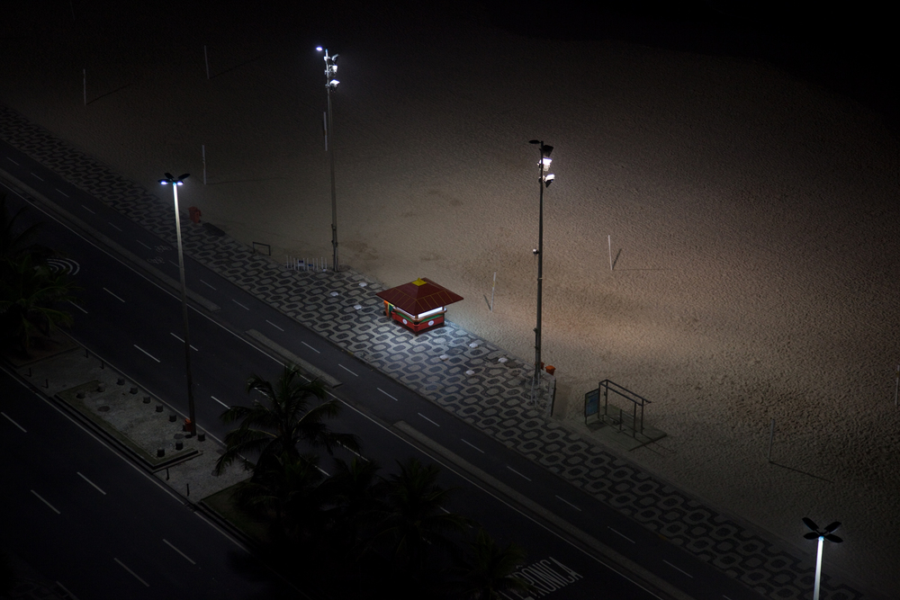 Rio Aerial