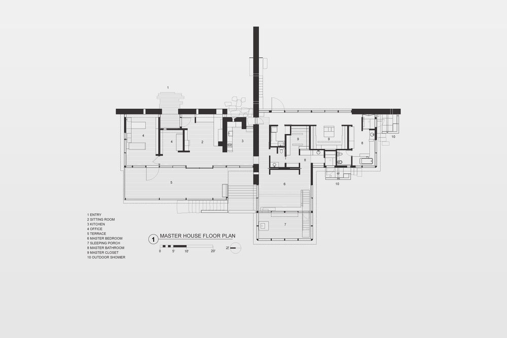 master house floor plan
