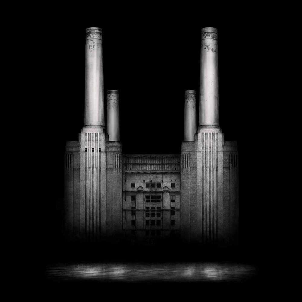 "London  Battersea Power Sattion, 2008 - D-print on rag paper  39.3"" x 31.5"" (100 x 80 cm)"