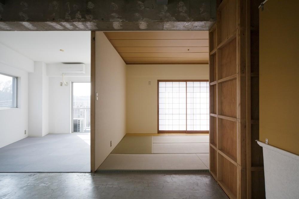 Sayama Flat by Schemata Architects the-tree-mag 40.jpg