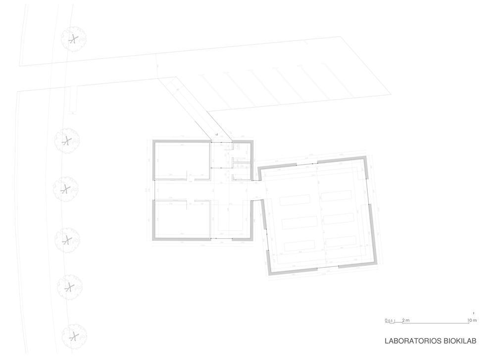 Laboratorios Biokilab by Taller Básico de Arquitectura the-tree-mag 100.png