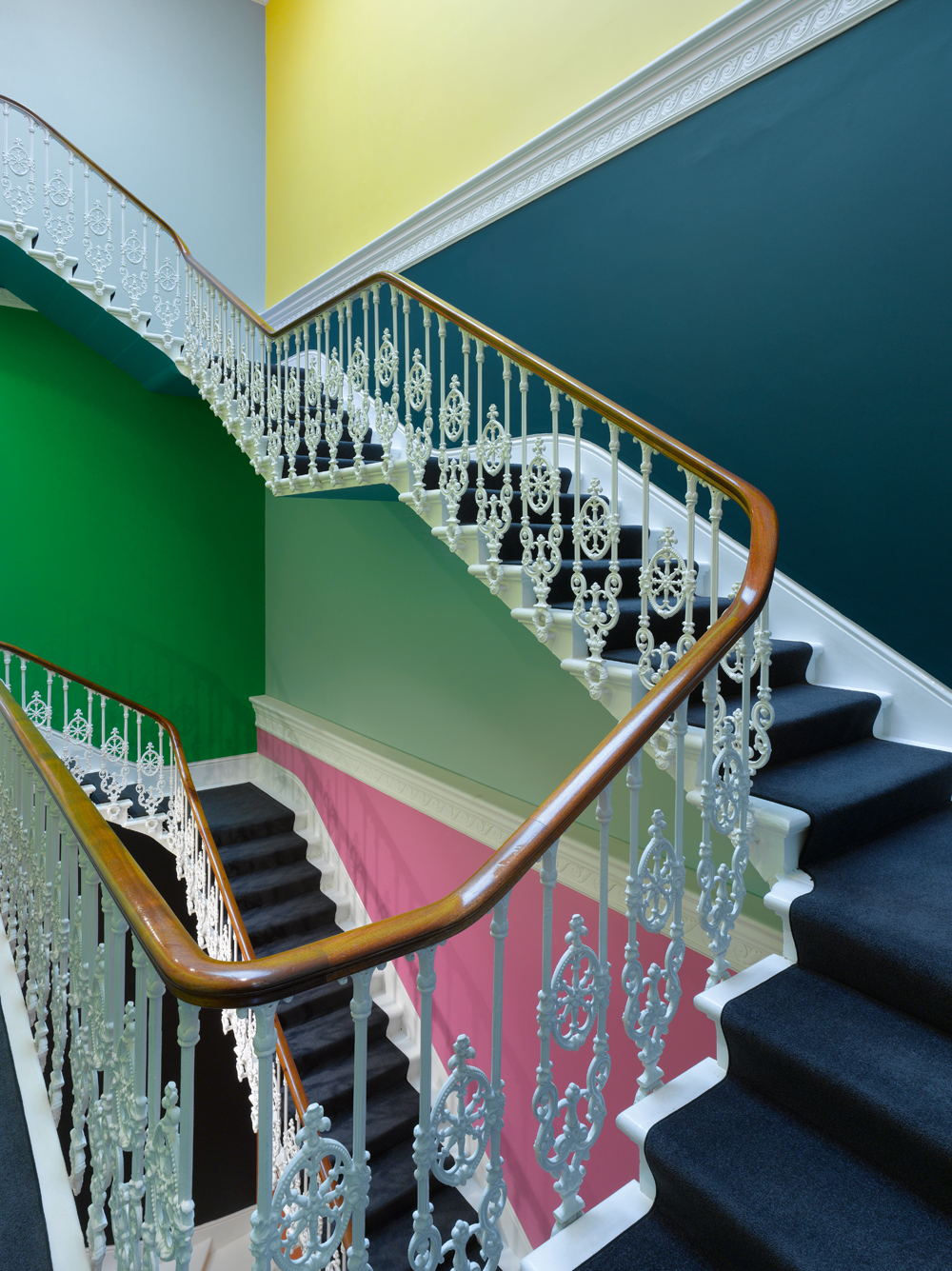 Temporary installation in the Goethe Institut London by zein the-tree-mag 20.jpg