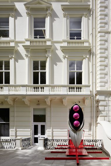 Temporary installation in the Goethe Institut London by zein the-tree-mag 90.jpg
