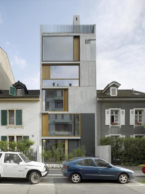 House in Basel by Buchner Bründler Architekten the-tree-mag 10.jpg