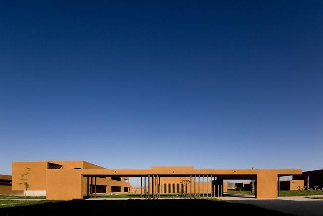 Technology School of Guelmim by El Kabbaj Kettani Amine Siana the-tree-mag 5.jpg