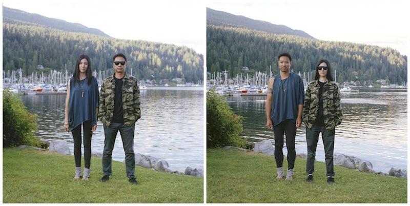 judy & garret - north vancouver, bc