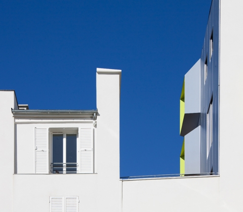 Building in Paris by X-TU the-tree-mag 90.jpg