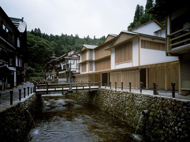Ginzan Onsen Fujiya by Kengo Kuma the-tree-mag 110.jpg