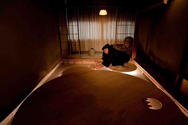 Room #303: Rotating Bed by Jo Nagasaka