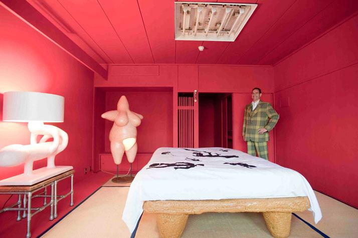 Room #305: Fertility by Joep Van Lieshout