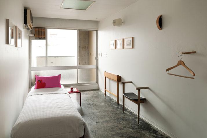Rooms #309-#314: LLOVE Creative team + Jo Nagasaka