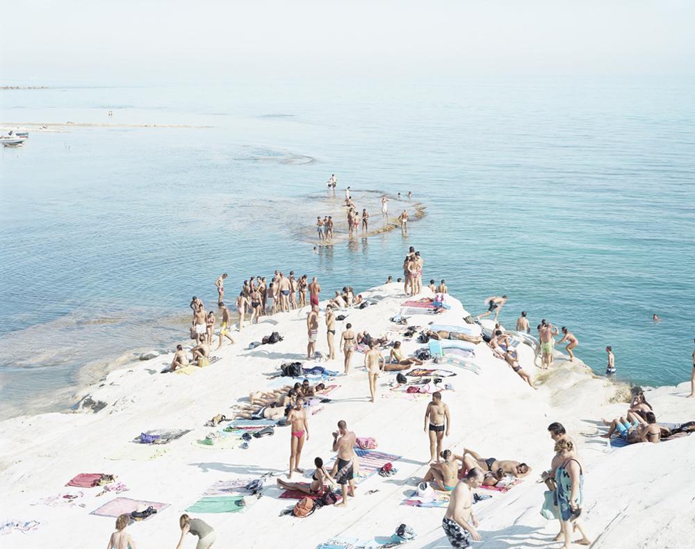 SDT Island, 2009, Sicily, Italy