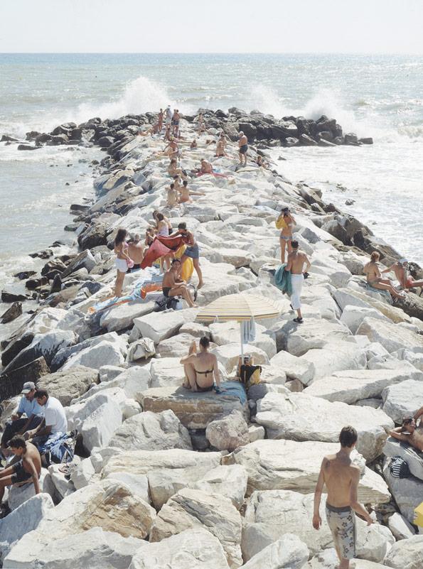 Madima Wave, 2005, Marina di Massa, Italy