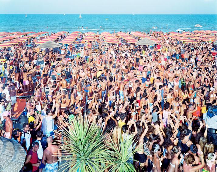 Papeete Beach 2, 2004, Milano Marittima, Italy