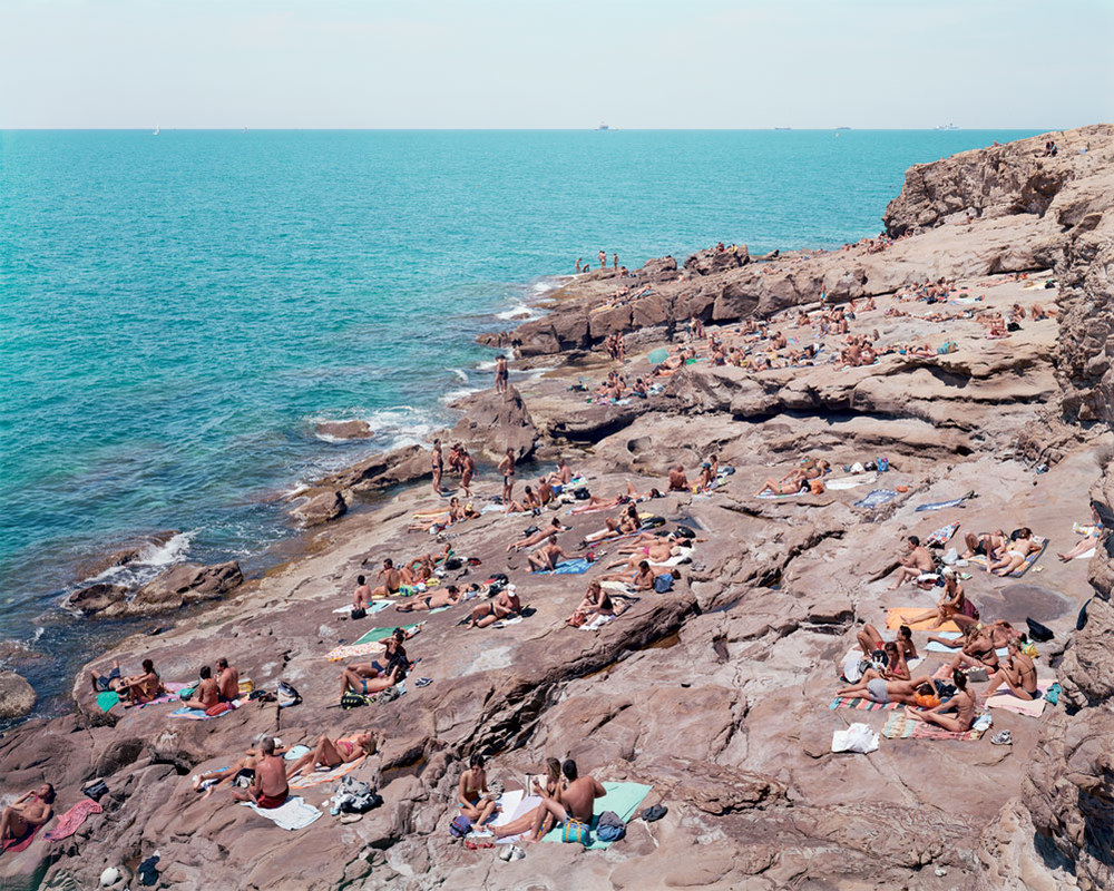 Calafuria, 2003, Livorno, Italy
