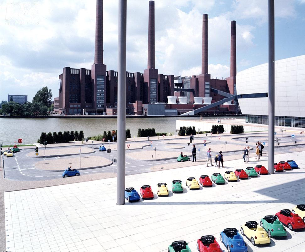 WV Lernpark One, 2001, Wolfsburg, Germany