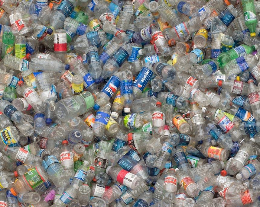 Plastic Bottles, 2007 [zoom]