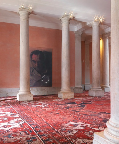 untitled, 2012. Installation view at Palazzo Grassi, Pinault Collection