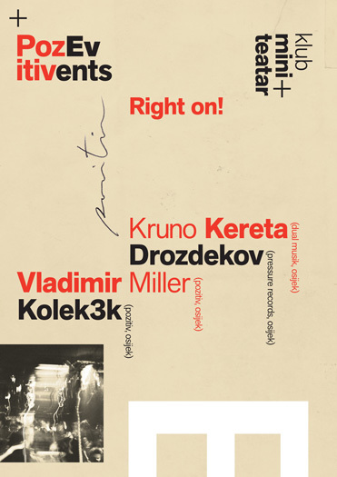 matija drozdek - typo/graphic posters
